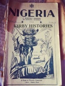The Nigeria Quartely Magazine 1950