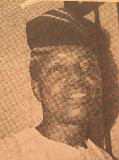 Mr. Adeyiga Akinsanya