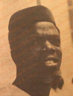 Mr Josiah Olawoyin