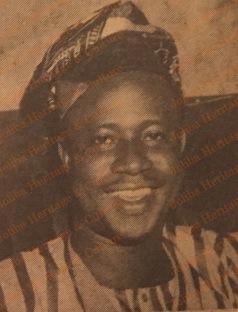 Mr Tunde Amuwo