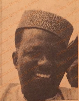 Chief Alfred Rewane