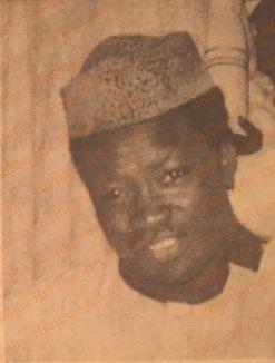 Mr Lateef Jakande