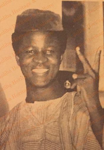 Mr. Michael Omisade