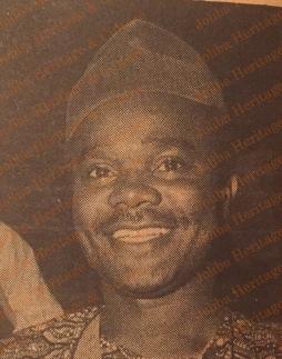 Mr Uzodinma Nwaobiala