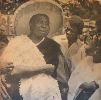 Justice Sowemimo in Abeokuta